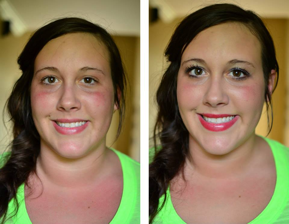 Beautiful Faces Before After Brightstars Pics To Use On Facebook
